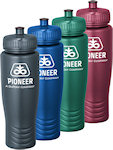 28oz Gemstone Squeezy Sport Bottles